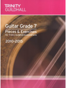 Trinity College London: Guitar Grade 6 - Pieces & Exercises 2010-2017