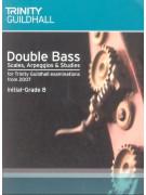 Double Bass Scales Arpeggios 2007 - Initial-Grade 8