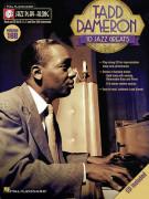 Jazz Play-Along Volume 168: Tadd Dameron (book/CD)