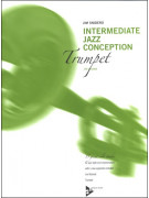 Intermediate Jazz Conception for Trumpet (book/CD play-along)
