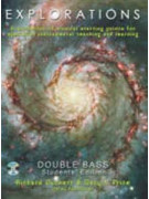 Explorations Double Bass (book/CD)