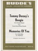 Boogie / Memories Of You