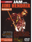 Lick Library: Jam with Jimi Hendrix (2 DVD/CD)2