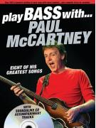 Play Bass with Paul McCartney (book/CD)