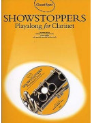 Guest Spot: Showstoppers Playalong for Clarinet (book/CD)