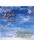 Linda Eder & Barbra Streisand (CD Sing-along)