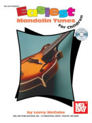 Easiest Mandolin Tunes for Children (book/CD)