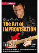 he Art Of Improvisation By Rick Graham (DVD)