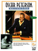 Oscar Peterson: Music in the Key of Oscar (DVD)