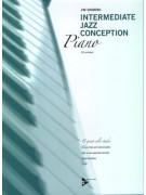 Intermediate Jazz Conception Piano (book/CD)