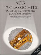 Guest Spot: 17 Classic Hits Playalong for Alto Sax - Platinum Edition (book/2 CD)