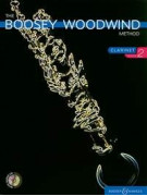 Boosey Woodwind Method Clarinet Vol.2 (book/CD)
