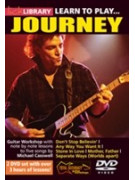 Lick Library: Learn To Play Journey (2 DVD)