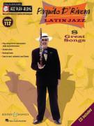 Jazz Play-Along Volume 112: Paquito D'Rivera – Latin Jazz (book/CD)