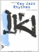 Reading Key Jazz Rhythms for Trumpet (book/CD play-along)