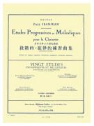 Etudes Progressives et Melodiques II - Clarinette