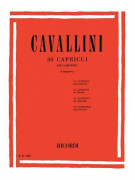 30 Capricci - Per Clarinetto