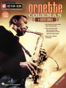 Jazz Play-Along Volume 166: Ornetet Coleman (book/CD)