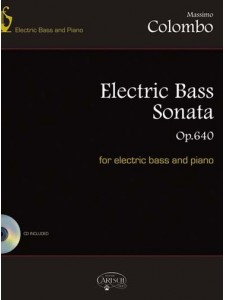 Electric Bass Sonata Op.640