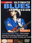 Lick Library: Ultimate Blues Jam Session - Volume 3 (DVD/CD)