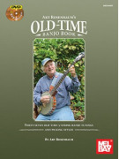 Art Rosenbaum's Old-Time Banjo Book (Book/2 DVD)