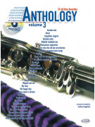 Anthology: 31 All Time Favorites Bb Clarinet 3 (libro/CD)