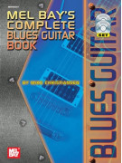 Complete Blues Guitar Book (book/CD/DVD)