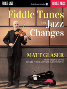 Fiddle Tunes on Jazz Changes (book/Softcover Audio Online)
