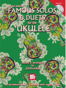 Famous Solos and Duets for the Ukulele (Book/CD)