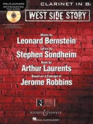 West Side Story for Clarinet (book/CD)