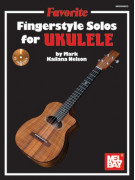 Favorite Fingerstyle Solos for Ukulele (Book/CD)