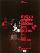 Rhythm Section Studies For Drums