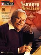 Jazz Play-Along Volume 125: Sammy Nestico Favorite (book/CD)