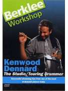 Kenwood Dennard – The Studio/Touring Drummer (DVD)