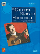La Chitarra Gitana e Flamenca (libro/CD)