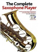 The Complete Saxophone Player (book/2CD)