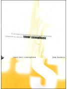 Easy Jazz Conception for Sax (book/CD play-along)