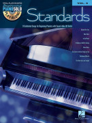 Beginning Piano Solo Play-Along: Standards Volume 9 (book/CD)
