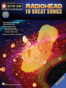 Jazz Play-Along Volume 171: Radiohead (book/CD)
