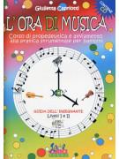 L'ora di musica - Libro dell'insegnante (Livello I e II)