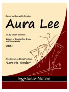 Aura Lee (Love Me Tender)