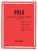 30 Studi a doppie corde (Per violino)