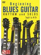 Beginning Blues Guitar: Rhythm and Solos (book/CD)