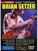 Lick Library: Brian Setzer Guitar Techniques (DVD)