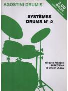 Agostini Drum's - Sessions Volume 2 (Book/CD)