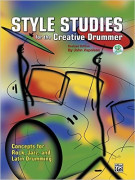 Style Studies for the Creative Drummer (book/CD)