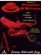 Latin Caribbean Brazilian Jazz & Beyond (book/CD play-along)