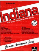 Indiana & Other American Standards (book/CD play-along)