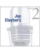 Jay Clayton's Jazz Vocal Practice 2 (CD)
