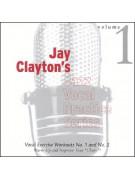 Jay Clayton's Jazz Vocal Practice 1 (CD)